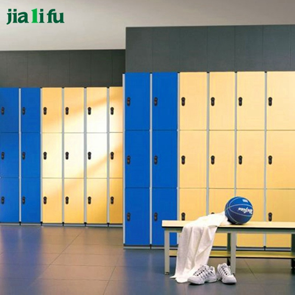 Jialifu Hot Sale waterproof Laminate Hpl Staff Locker