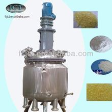 professional orchids in resin reactor machinery