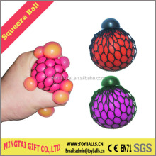 Mesh Squeeze Ball For Vending Machine