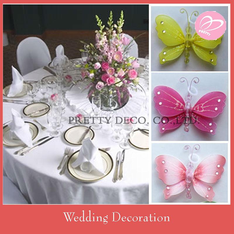 Silk Butterfly Wedding Decoration Ideas   Buy Wedding Gift Ideas,Wedding  Favor Ideas,Wedding Craft Ideas Product On Alibaba.com