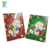 Hot sale folding Christmas gift packaging box Christmas paper candy boxes