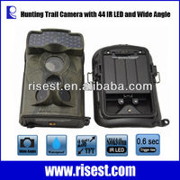 Invisible Infrared Trail Scouting Cameras Wide Angle Lens with no Glow Night Vision Camo