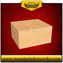 Display show fireworks 1 inch 128 shot big cake fireworks for celebration wedding and New Year fireworks wholesale