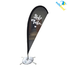 High Quality Telescopic Flag Banner 5M Giant Cheap Flag Pole with Water Base