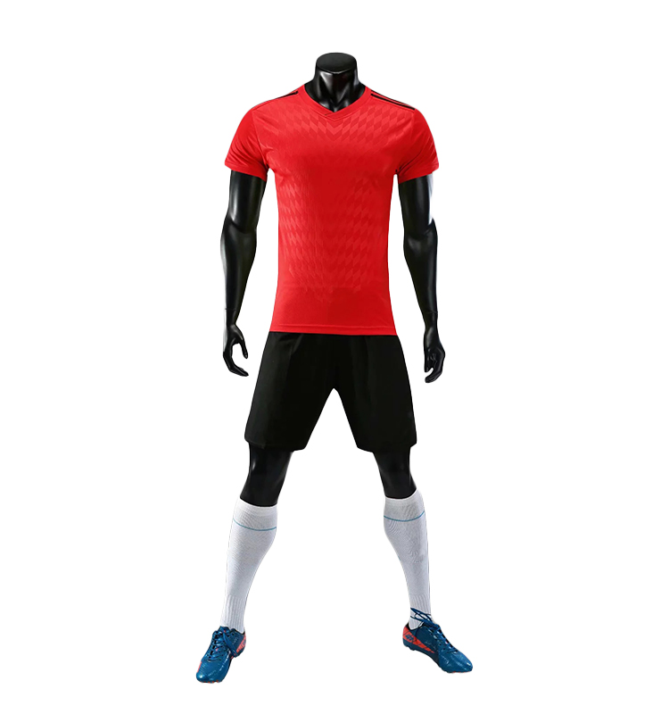 Custom Wholesale Kits New Design Uniforms Soccer Jersey