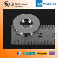 Strongest Power and Competitive Price diametric ring magnet with Strong Magnetic