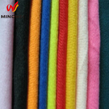 Waterproof Sports Suit Polyester Knit Tricot Brush Fabric,Brushed 100 Polyester Tricot Fabric