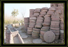 natural stone sale old millstone, antique sculpture