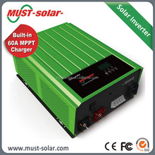 PH3000 4KW 48V on/off grid system single-phase solar inverter system from Mustsolar