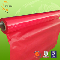 high quality pvc shrink cling film made in China