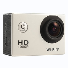 CE ROHS sports xdv 4k cameras H9 / H9R remote Ultra HD WiFi 1080P 60fps 2.0 LCD 170D waterproof action camera
