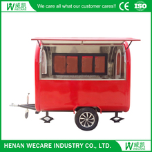 coffee Snack equipments mobile outdoor food kiosk