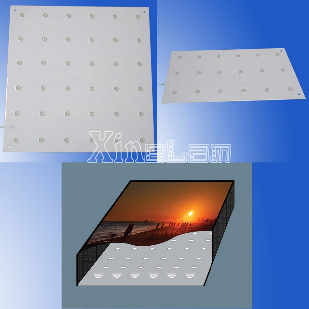 waterproof flat ip65 smd 2835 china led panel constant current operated