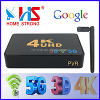 2017 Hot New Products Android 5.1 Kodi 17.1 Full Sexy Hd Video Download Iptv Set Top Box