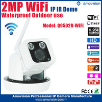 Unique Design Amovision 9502R-wifi 1080P 3.6mm fixed Lens outdoor camera housing