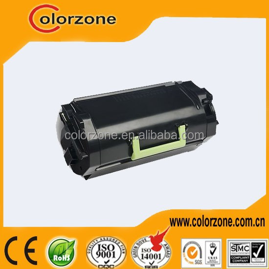 Compatible lexmark toner cartridge MX310 / MX410 / MX510 / MX511 / MX610 / MX611