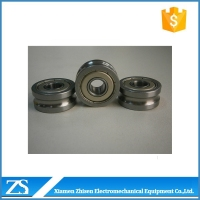 High precision strong loading U groove roller bearing