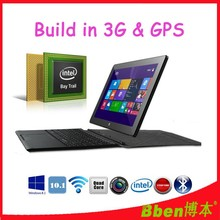 10.1 inch 10 points multi-touch screen windows 8 Tablet pc Quad core tablet Wifi 100% original 3G sim card GPS tablet pc