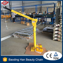 car lift small electric crane 12v 24v 220v