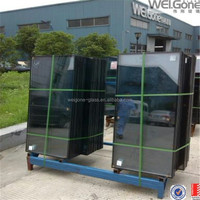 large glass panel for glass windows and door