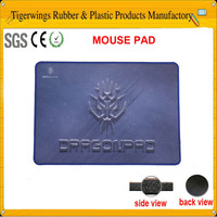 Multifunction photo frames rubber mouse pad roll material/Tigerwings
