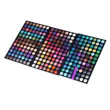 Full 252 Color Eye Shadow Makeup Cosmetic Shimmer Matte Eyeshadow Palette