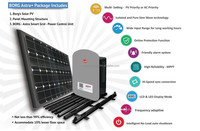 Solar Power System - 2500ZXi (Domestic)