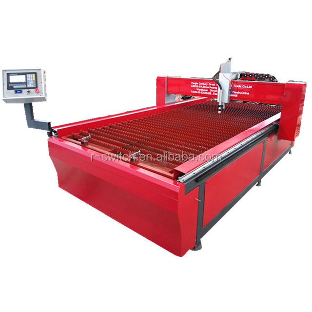 sheet metal cutter cut6/plasma cutter/gas cnc profile cutting machine