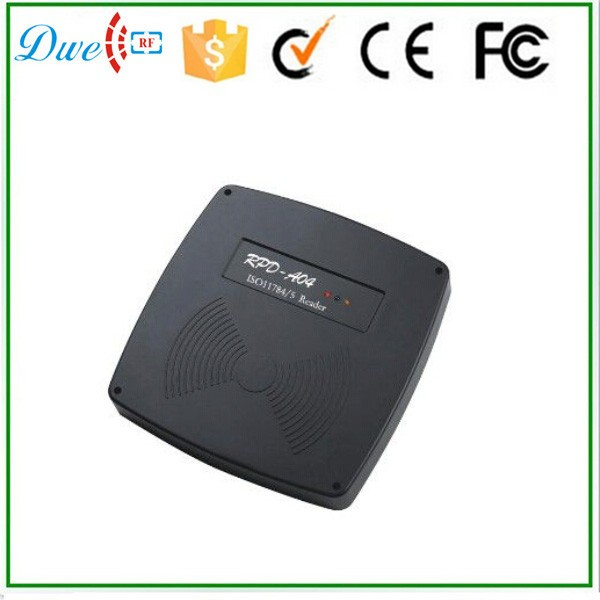 134.2khz long distance rfid iso 11784 11785 tag reader for animal tracking