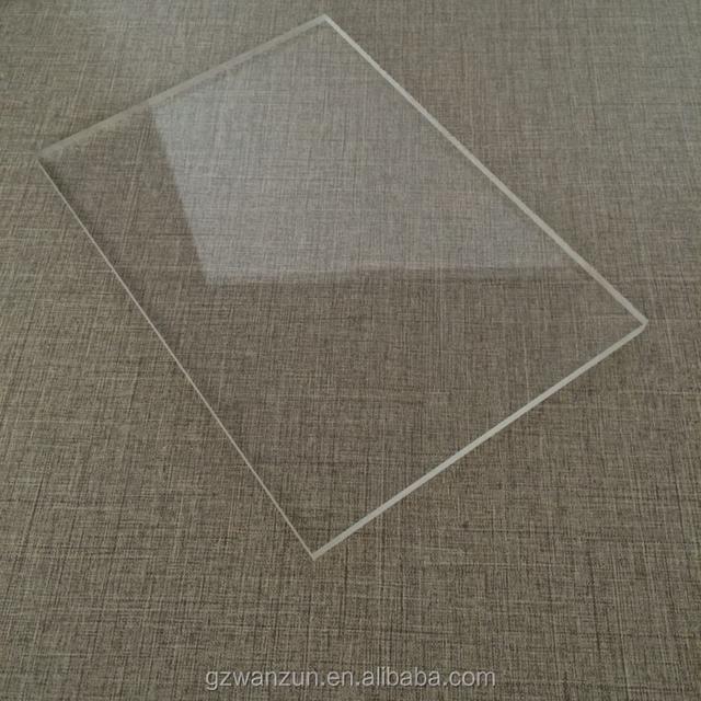 1 color transparent acrylic_Yuanwenjun.com