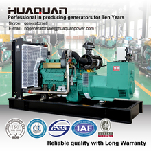 350kva honda low consumption jet generator set
