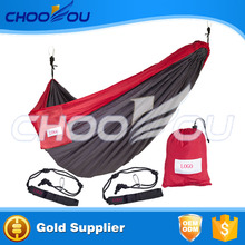 Yiwu aerial yoga hammock nylon hammock hanging chair with stand