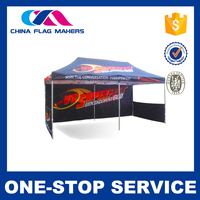 2015 New Style Modern Style Customized Logo Printed Best Quality Manufacturer Tent China