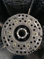 Auto parts clutch disc STR420 driven disc assembly truck