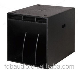 KS900BA Active 18 inch Subwoofer Speaker Box