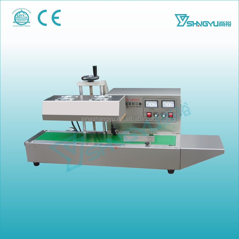 Beverage,Food,Medical,Chemical Application aluminum foil bottle Electric induction sealing machine for aluminum foil sealer