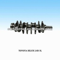 AUTO ENGINE PARTS(CRANKSHAFT) FOR TOYOTA HILUX 2.8D 3L