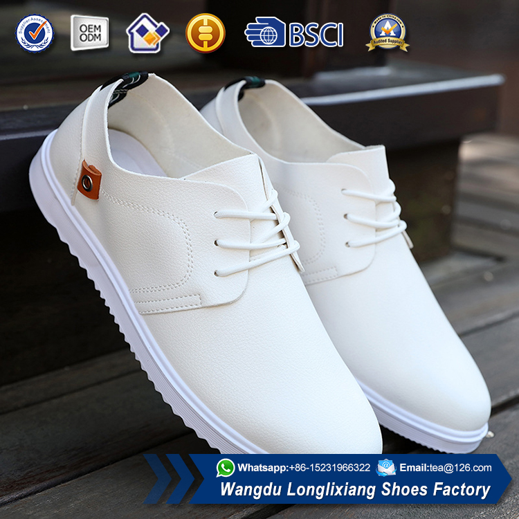 China men pu shoes factory Chinese footwear manufacturer