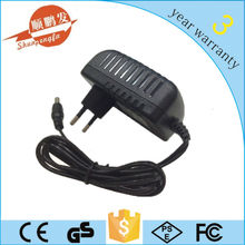 Factory price high efficiency 7.5v 1a power adapter
