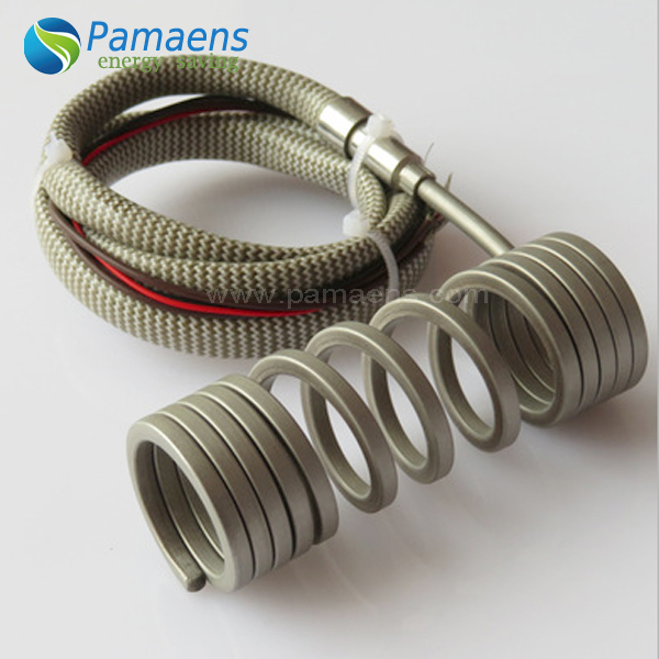 265w coil heater