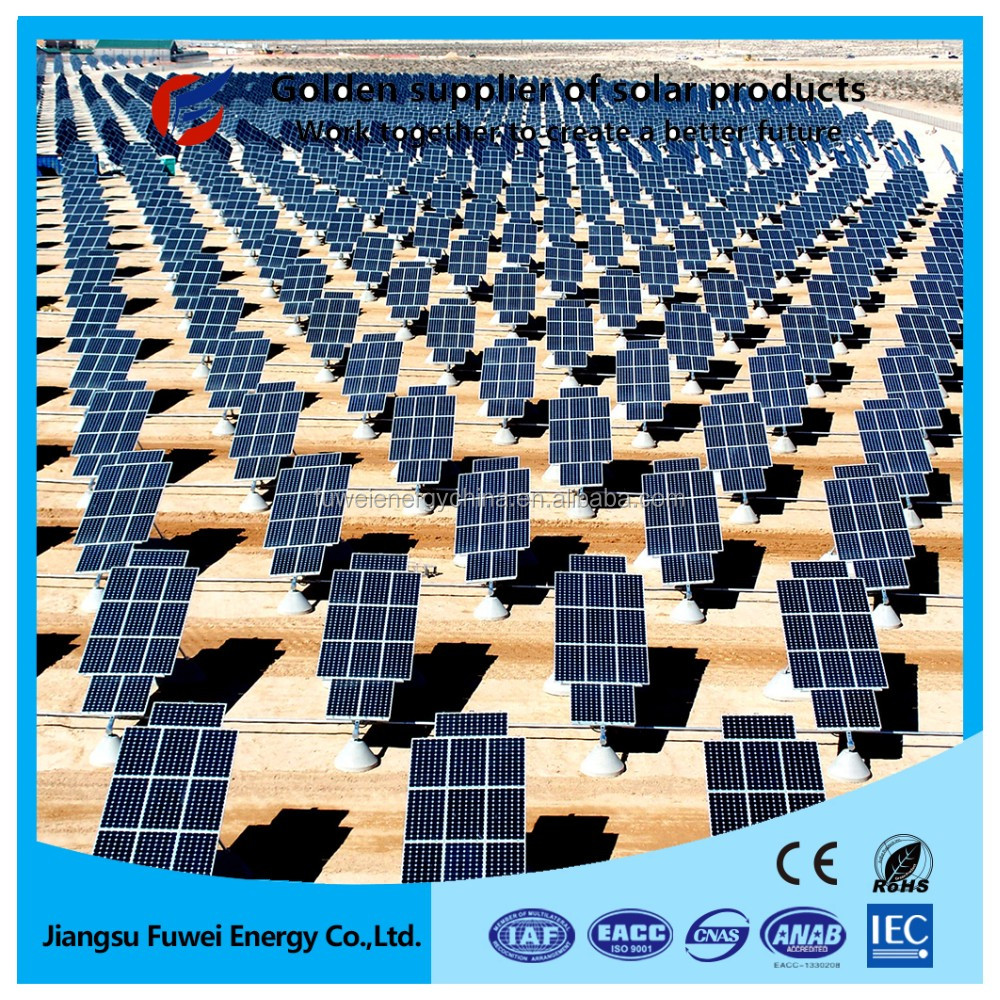 Factory direct supply 140W flexible solar panel for 5KWp solar energy generagor system