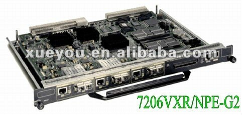 Cisco 7206VXR/NPE-G2 100% brand new original Cisco 7200 series network module