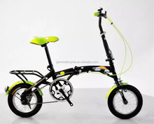 12 inch cheap folding bicycle/ folding bike bicycle frame steel
