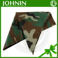 wholesale cheap printed sport polyester multifunction camo bandana