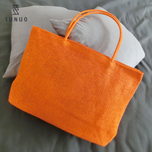 Promotional Gift Straw Summer Paper Straw Beach Bags Cheap ProductsFrom China