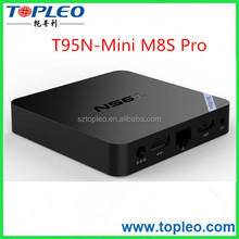 T95N Mini M8S Pro Android 5.1 Smart TV Box Kodi/XBMC Fully Loaded
