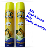 China Factory 20 Years Brand High Quality Multi Purpose Insecticide with Advanced Perfume