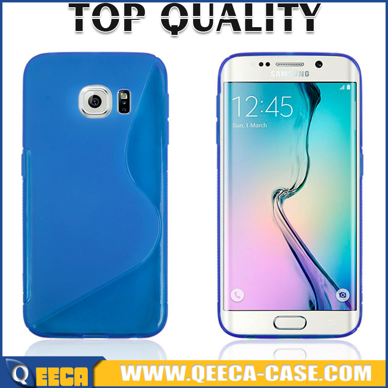 Mobile phone silicon gel soft back cover case for samsung galaxy series,s-line gel case silica for samsung tpu phone case review