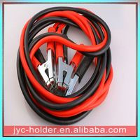 Connect jumper cables ,H0Txh booster cable clamp