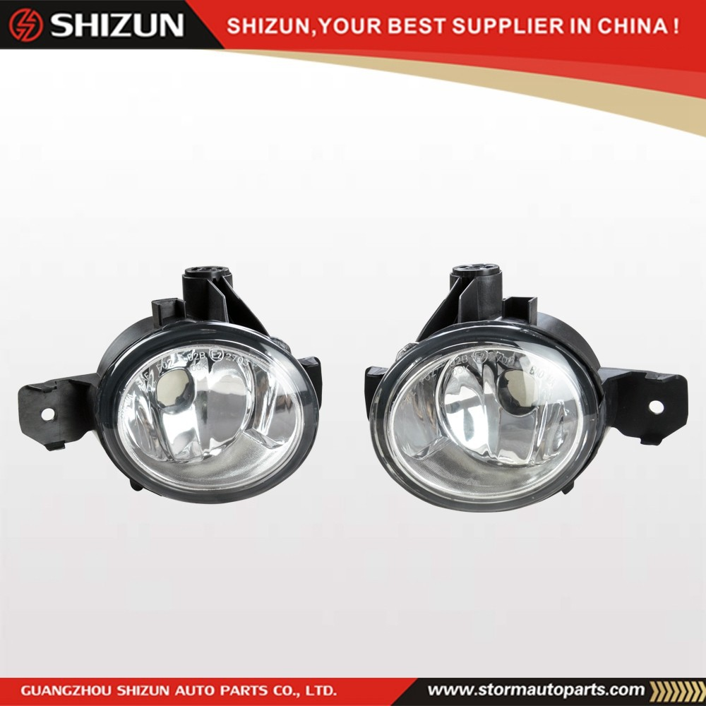 2007-2010 X5 E70 Body Kit Replacement Front Fog Lamp Deluxe Clear Lens